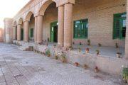 احیاء و مرمت مدرسه تاریخی فتح آباد رفسنجان آغاز شد