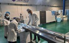 کارخانه ماسک نانو در رفسنجان به بهره برداری رسید
