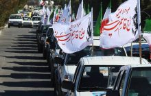 گزارش تصویری مراسم ۲۲ بهمن در رفسنجان