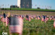 از هر ۵۰۰ آمریکایی، یک نفر بر اثر کرونا جانش را از دست داده است