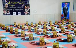 نخستین بسته های اهدایی ستاد اجرایی فرمان امام در رفسنجان توزیع شد