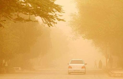 سنجش ناکافی هوا به افق مجتمع مس سرچشمه رفسنجان