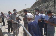 بازدید منتخبین شورای شهر رفسنجان از پروژههای در حال اجرای شهر مشهد