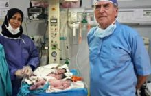 تولد سه قلوها در رفسنجان