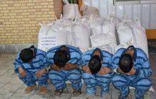 سارقان میلیاردی پسته در رفسنجان دستگیر شدند