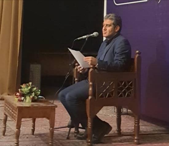 جشنواره منطقهای «تئاتر ادبیات ملی« در رفسنجان برگزار خواهد شد